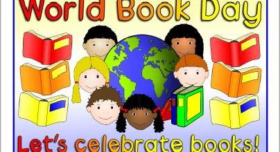 Celebrating World Book Day 2014