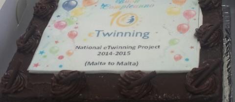 Attivita' tal-eTwinning