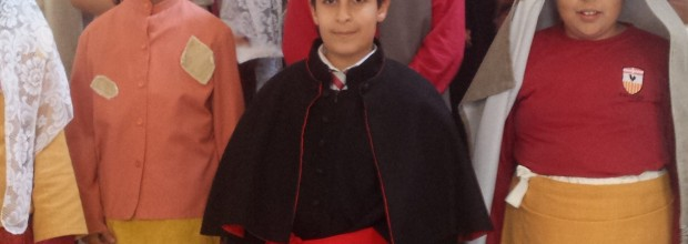 Ħarġa ġewwa l-Palazz tal-Inkwiżitur