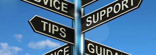 Why do you seek your guidance teacher?