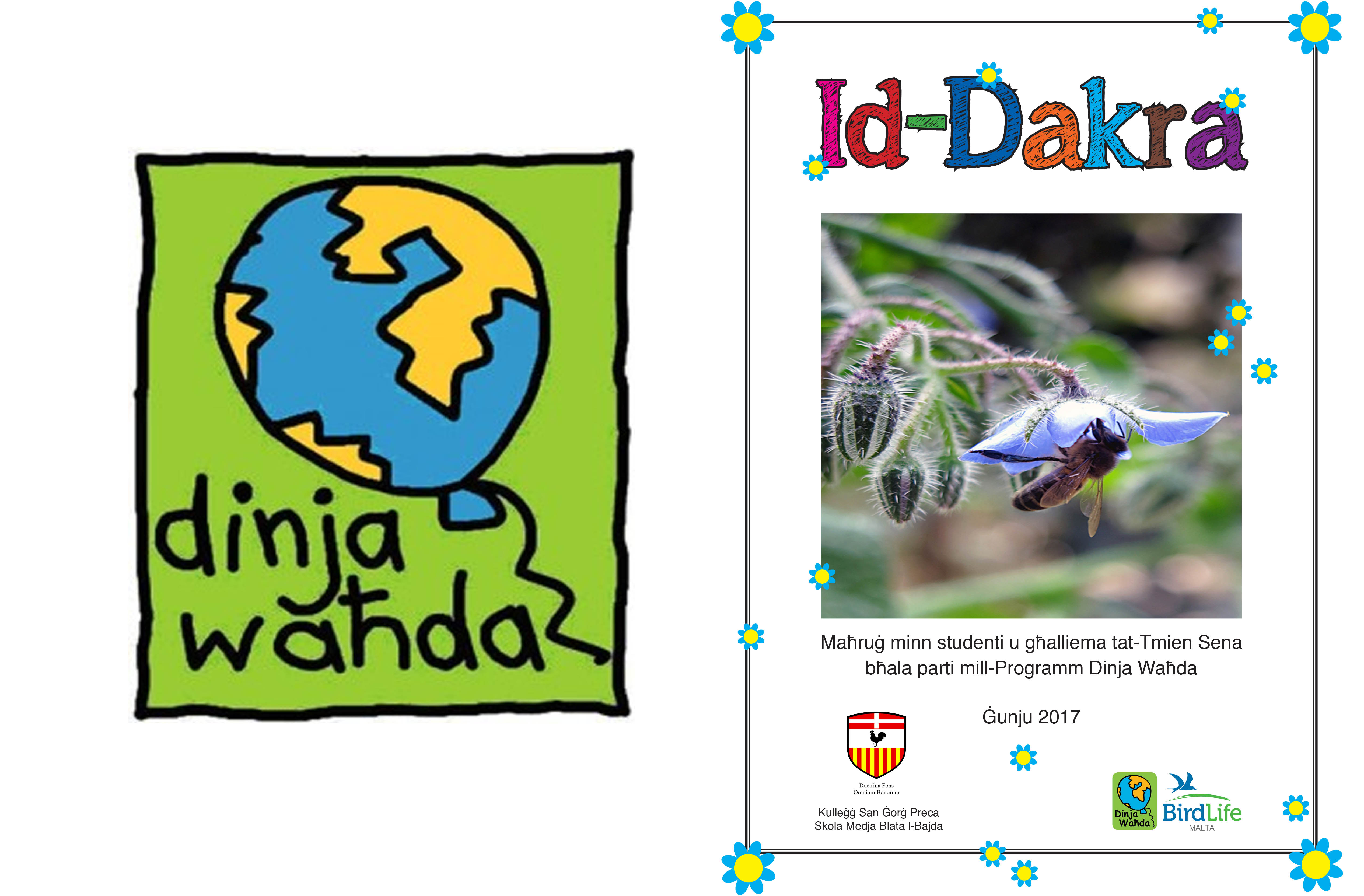 Id-Dakra - Click to view newsletter