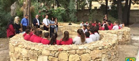 Dinja Waħda Reading Garden Project Officially Underway!